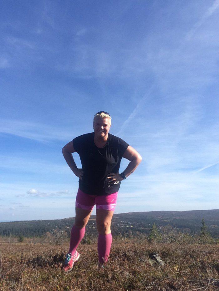 min största utmaning trail
