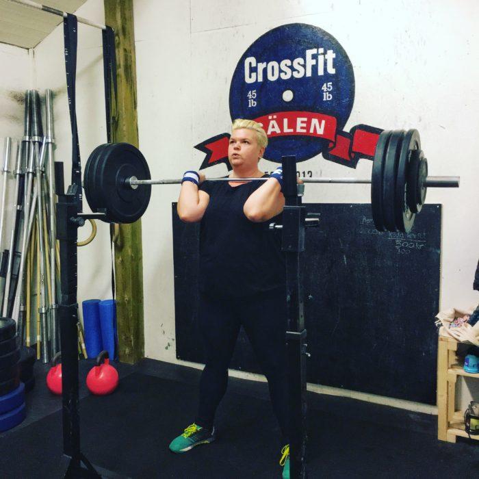 CrossFit no 1